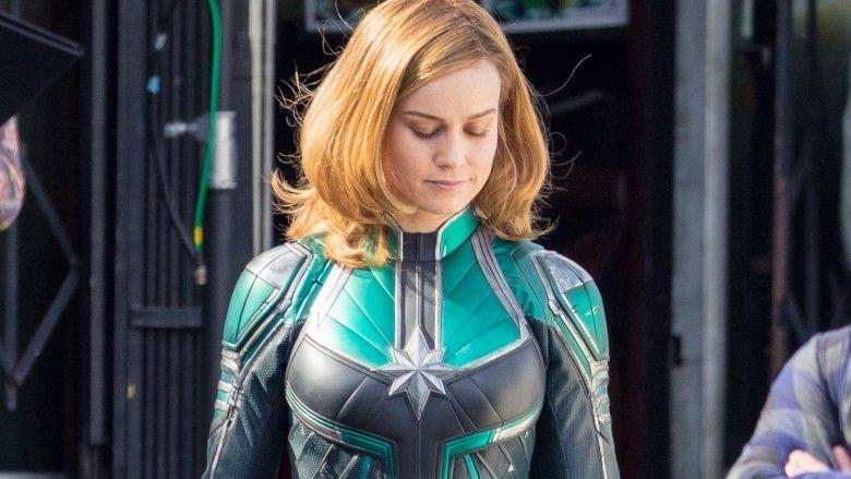 Brie Larson Gallery: How Brie Larson Got Ripped For Captain Marvel