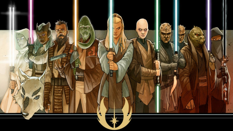 Lucasfilm Publishing's STAR WARS: THE HIGH REPUBLIC launches