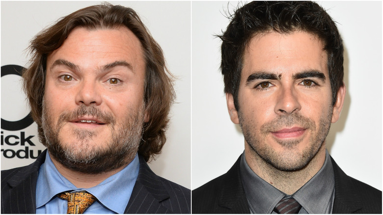 jack black to star in eli roth 39 s the house with a clock in