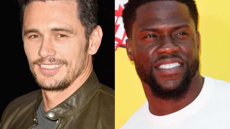 'Saturday Night Live' Taps Kevin Hart, James Franco as Final 2017 Hosts