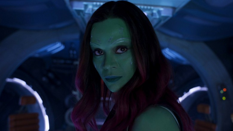 Gunn Says Saldana Didn T Reveal Avengers 4 Title