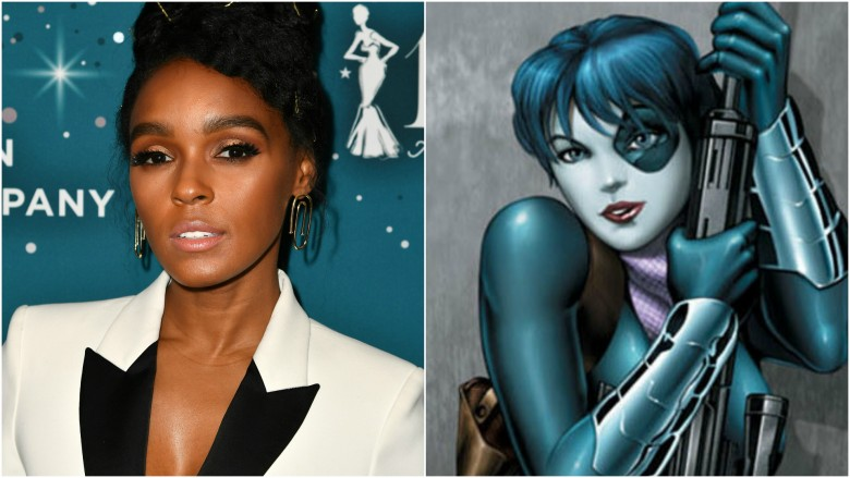 Janelle Monae Might Play Domino In Deadpool 2