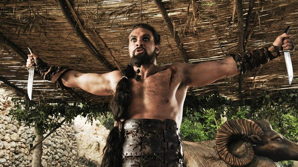 Jason Momoa says he was broke after 'Game of Thrones'