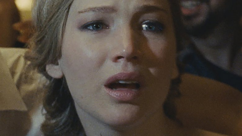 mother! receives dread... Jennifer Lawrence Mother Film