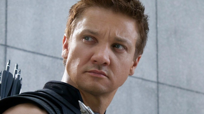 Jeremy Renner Wraps Filming On Avengers 4