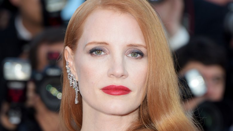 Jessica Chastain May Play the Villain in X-MEN: DARK PHOENIX