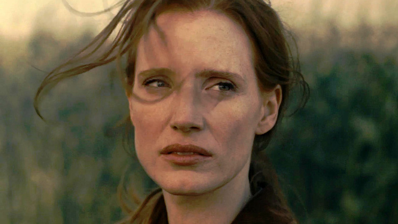 Jessica Chastain: 'I want It sequel role'