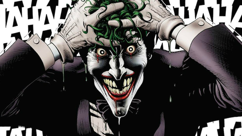 Joaquin Phoenix's JOKER Movie Will Basically Be THE KILLING JOKE
