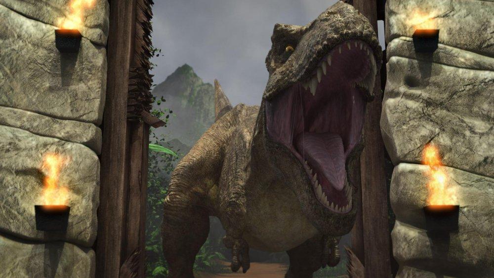'Jurassic World Camp Cretaceous' Trailer Unleashes Netflix Animated Series