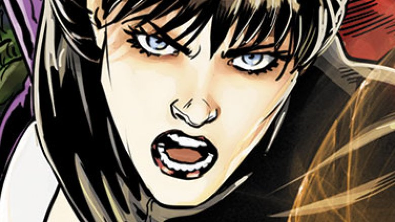 Gerard Johnstone to polish 'Justice League Dark' script