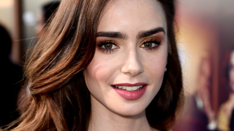 Lily Collins Might Join JRR Tolkien Biopic