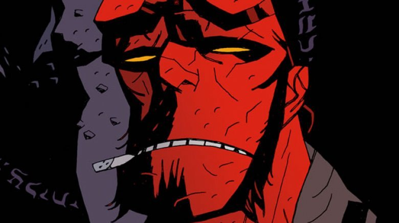 Lionsgate in negotiations to pick up 'Hellboy' reboot