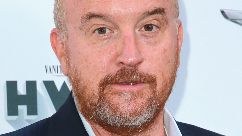 Louis CK fired from 'The Secret Life Of Pets 2'