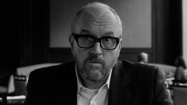 Louis CK Has Directed A Secret Movie, 'I Love You, Daddy'