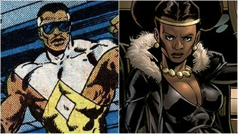NIGHTSHADE & BUSHMASTER Cast For Netflix's LUKE CAGE Season 2