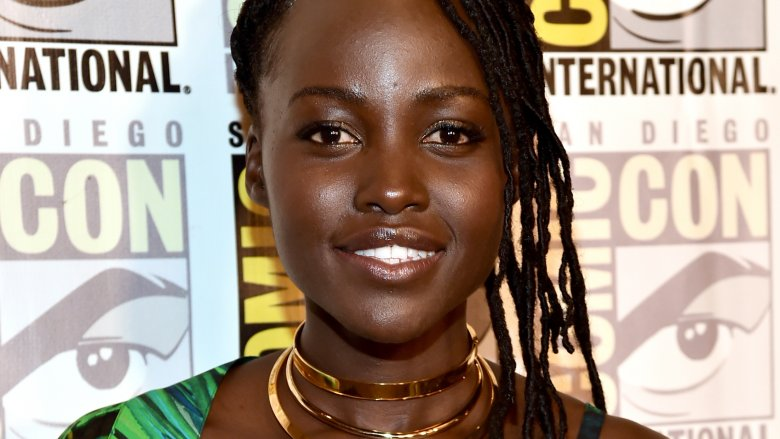 Lupita Nyong'o Did Comic-Con Right With Power Rangers Cosplay