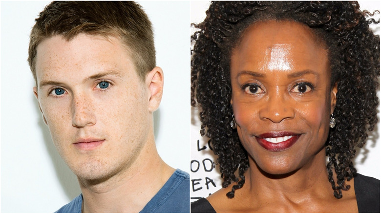 Unbreakable Stars Spencer Treat Clark and Charlayne Woodard Returning For Glass