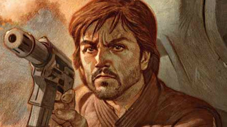 Star Wars: Rogue One - Cassian & K-2SO Special #1 announced by Marvel