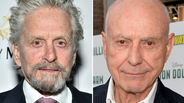 Michael Douglas, Alan Arkin Land Leads in Chuck Lorre Netflix Comedy Series