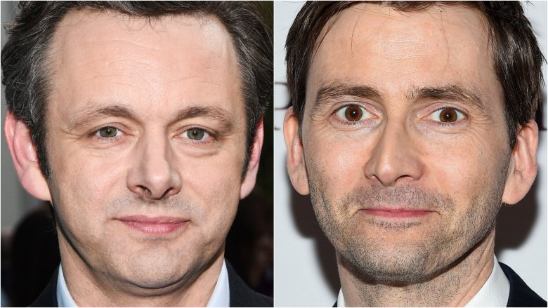 Neil Gaiman's Good Omens Casts David Tennant, Michael Sheen