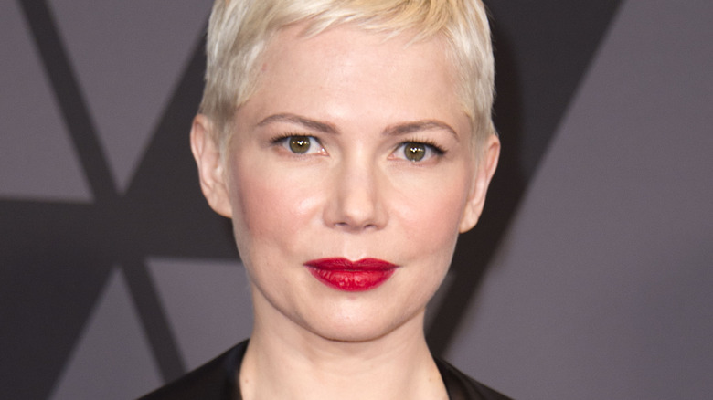 Michelle Williams Confirms She's Playing Annie Weying In 'Venom'