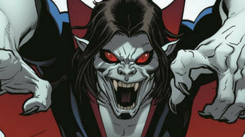 Morbius the Living Vampire movie in works with Power Rangers writers