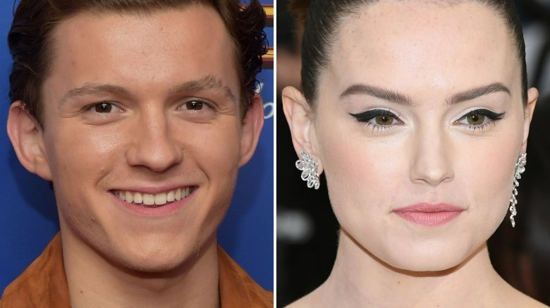 Tom Holland Daisy Ridley