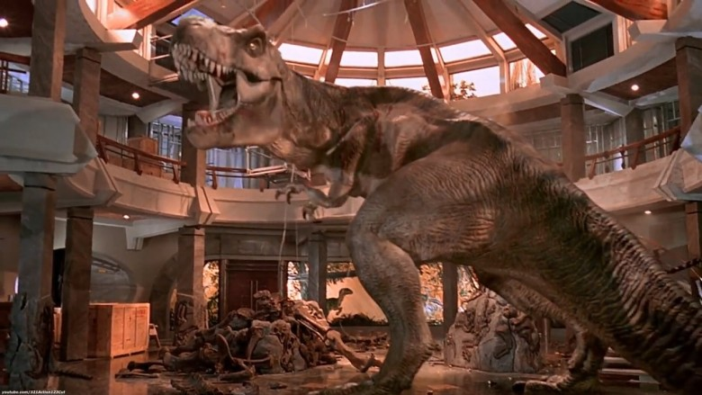 An analysis of the success of michael crichtons novel jurassic park and its film adaptation