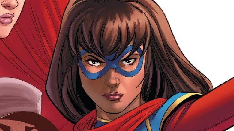 Kamala Khan/Ms Marvel #19