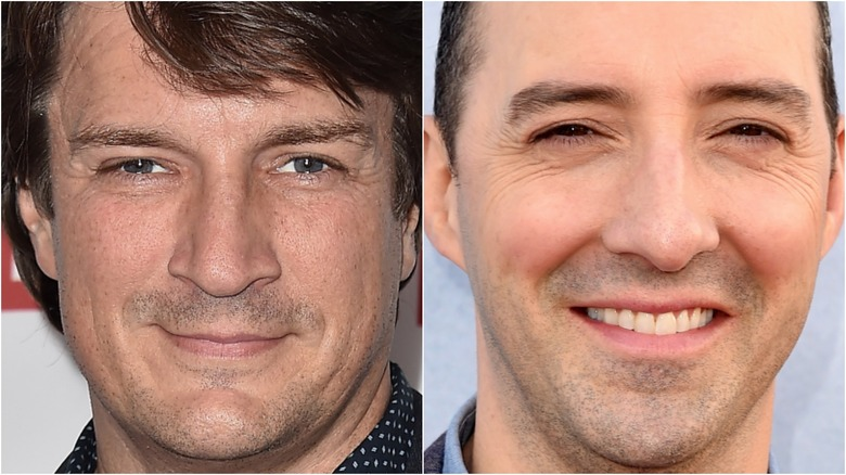 Nathan Fillion and Tony Hale join A Series Of Unfortunate Events