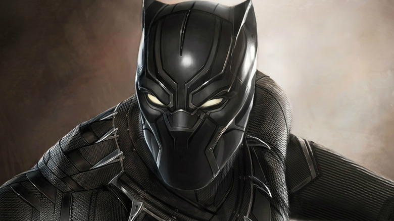 Marvel Releases New UK Poster For 'Black Panther'