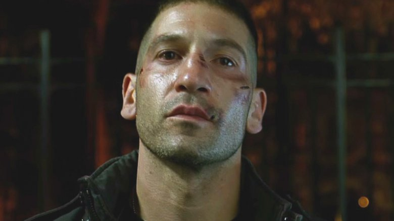 See Slick New Poster For Marvel's The Punisher On Netflix