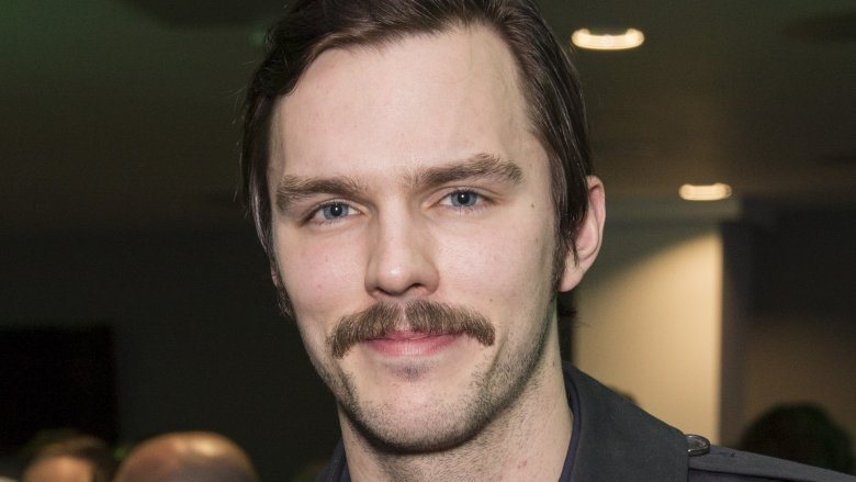 Men's Nicholas Hoult May Play Young JRR Tolkien
