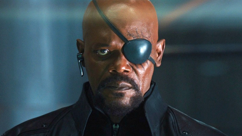 Samuel L. Jackson to Return as Nick Fury For Captain Marvel