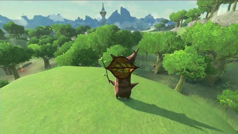 Fan Collects All Breath Of The Wild Korok Seeds