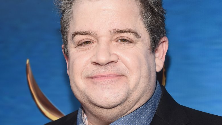 Patton Oswalt is a winged horse