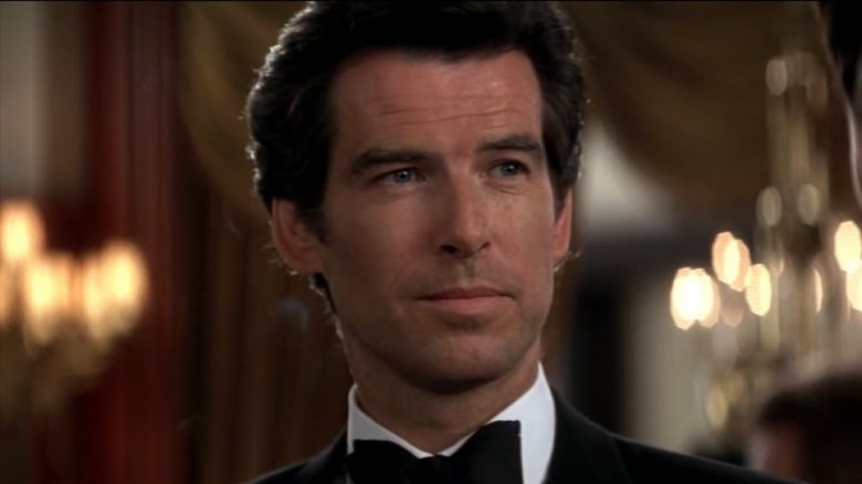 Pierce Brosnan female James Bond