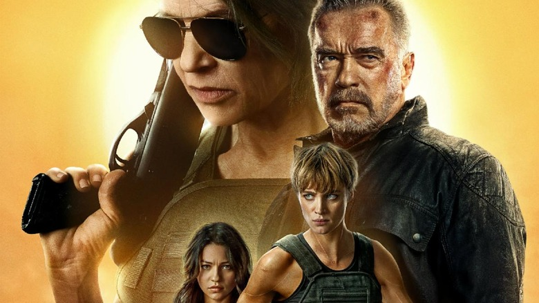 Terminator: Dark Fate first reactions from surprise fan screenings