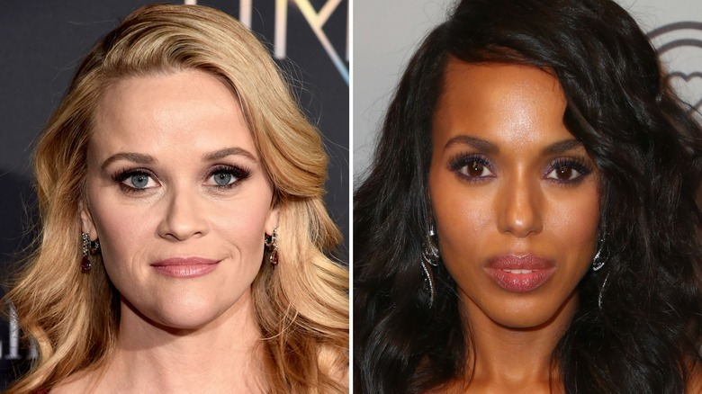 Reese Witherspoon And Kerry Washington Will Co-Star In A New Drama