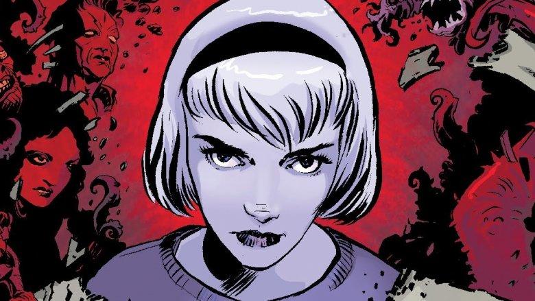Netflix Orders Sabrina The Teenage Witch Show