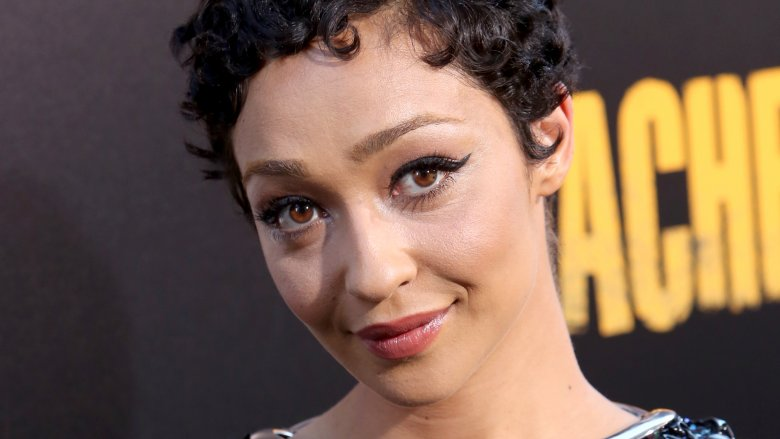 Ruth Negga Joins Brad Pitt in 'Ad Astra'