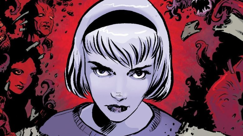 Netflix's Sabrina Series Teases its Salem the cat