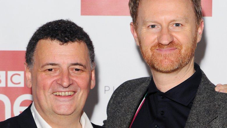 SHERLOCK and DOCTOR WHO Showrunner Steven Moffat Creating New DRACULA TV Series