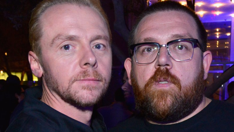 Simon Pegg, Nick Frost announce production company, new movie