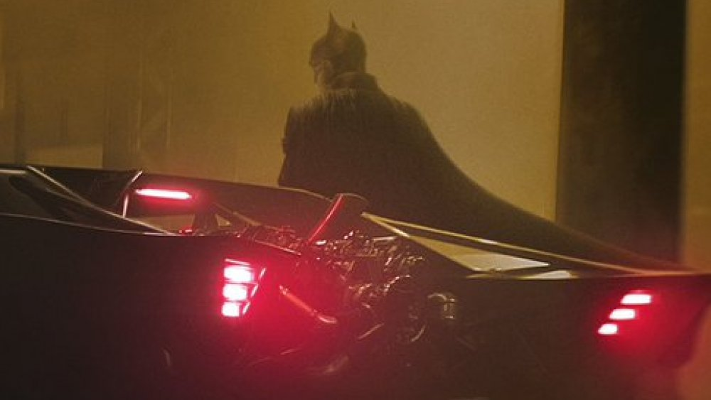 Matt Reeves Shares the First Photos of The Batman's Batmobile