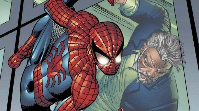 Spider-Man and Ezekiel