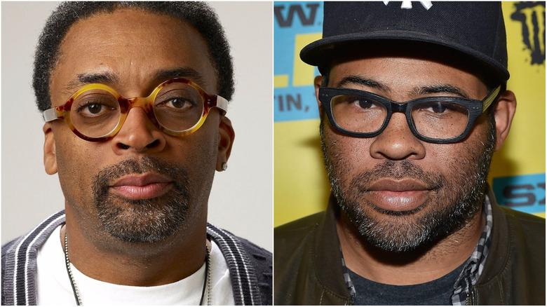 Spike Lee, Jordan Peele Team for 'Black Klansman' Thriller
