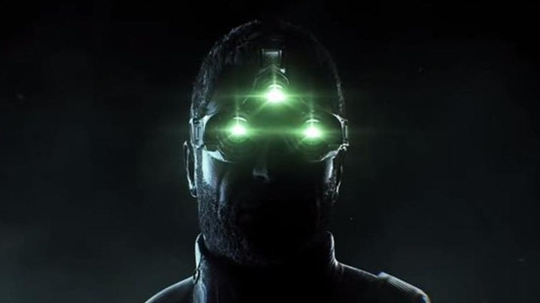 Splinter Cell Anime Series Could Be In The Works At Netflix