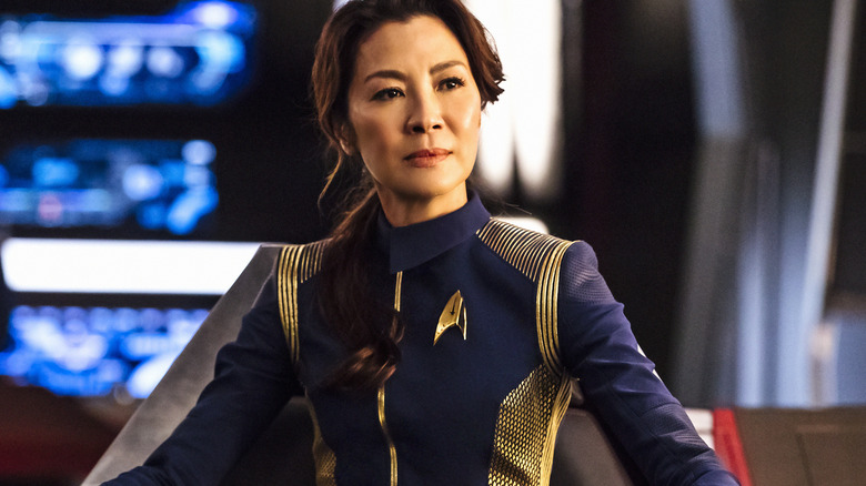 Star Trek Discovery: Boldly Representing Women Of Color