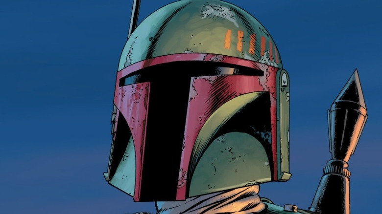 Star Wars movie about Boba Fett being made